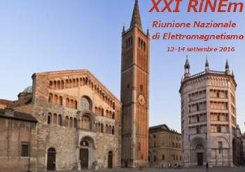 XXI RiNEm Riunione Nazionale di Elettromagnetismo
